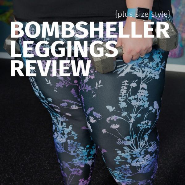 plus size style bombsheller leggings fitness review