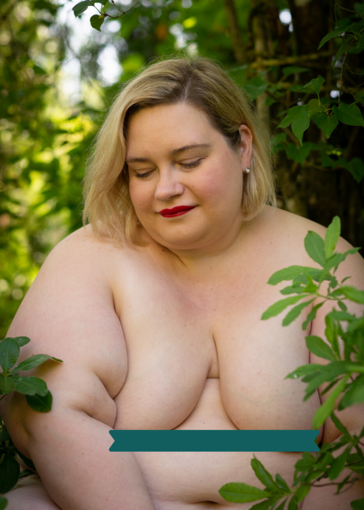 Intimate Fat-Positive Portraits with Ms. R | Body-Positive Boudoir Photographer in Seattle, WA