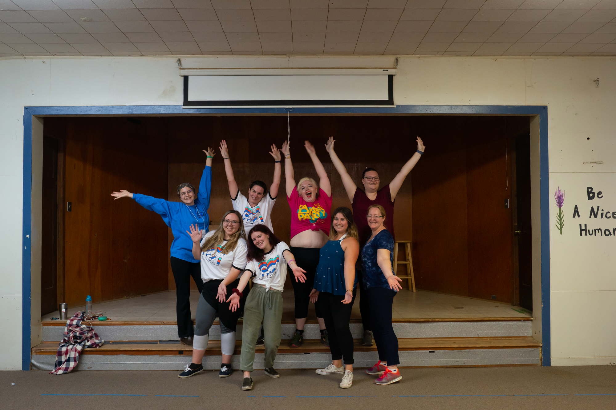 Camp HEAL 2019: Fat Kid Dance Party with Bevin Branlandingham