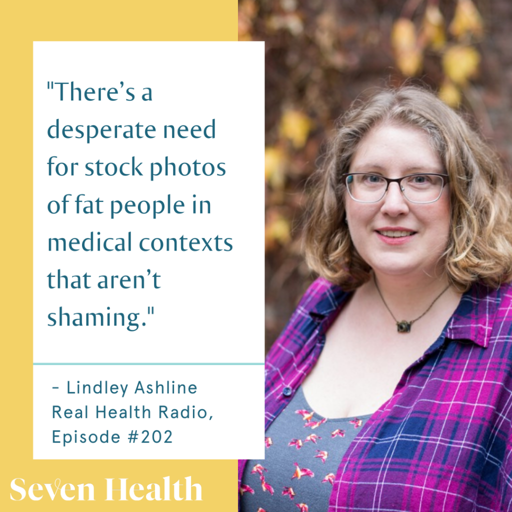 In the Media: Lindley on Real Health Radio